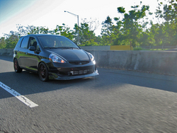 Fit_turbos 2007 Honda Fit