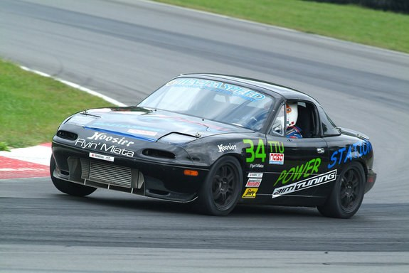 Another Rrrracer 1994 Mazda Miata MX-5 post... - 9513725