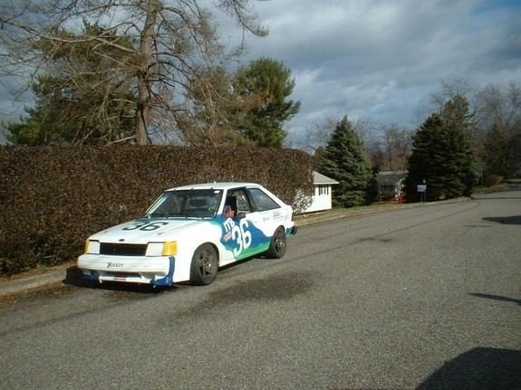 Another NoSlowPony 1987 Ford Escort post... - 9662418
