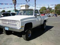 ugtjckds 1984 Chevrolet S10 Regular Cab