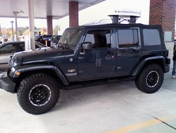 nastyg8s 2008 Jeep Wrangler