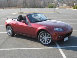 Replay_Style 2007 Mazda Miata MX-5