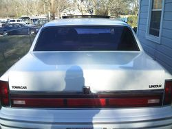 nine1towncars 1991 Lincoln Town Car