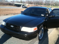 stephany17steps 2000 Ford Crown Victoria