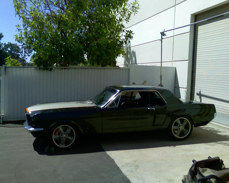 just-fn-bag-it 1965 Ford Mustang