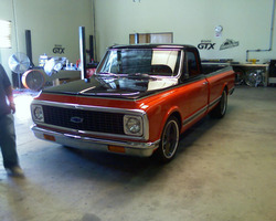 just-fn-bag-its 1971 Chevrolet C/K Pick-Up