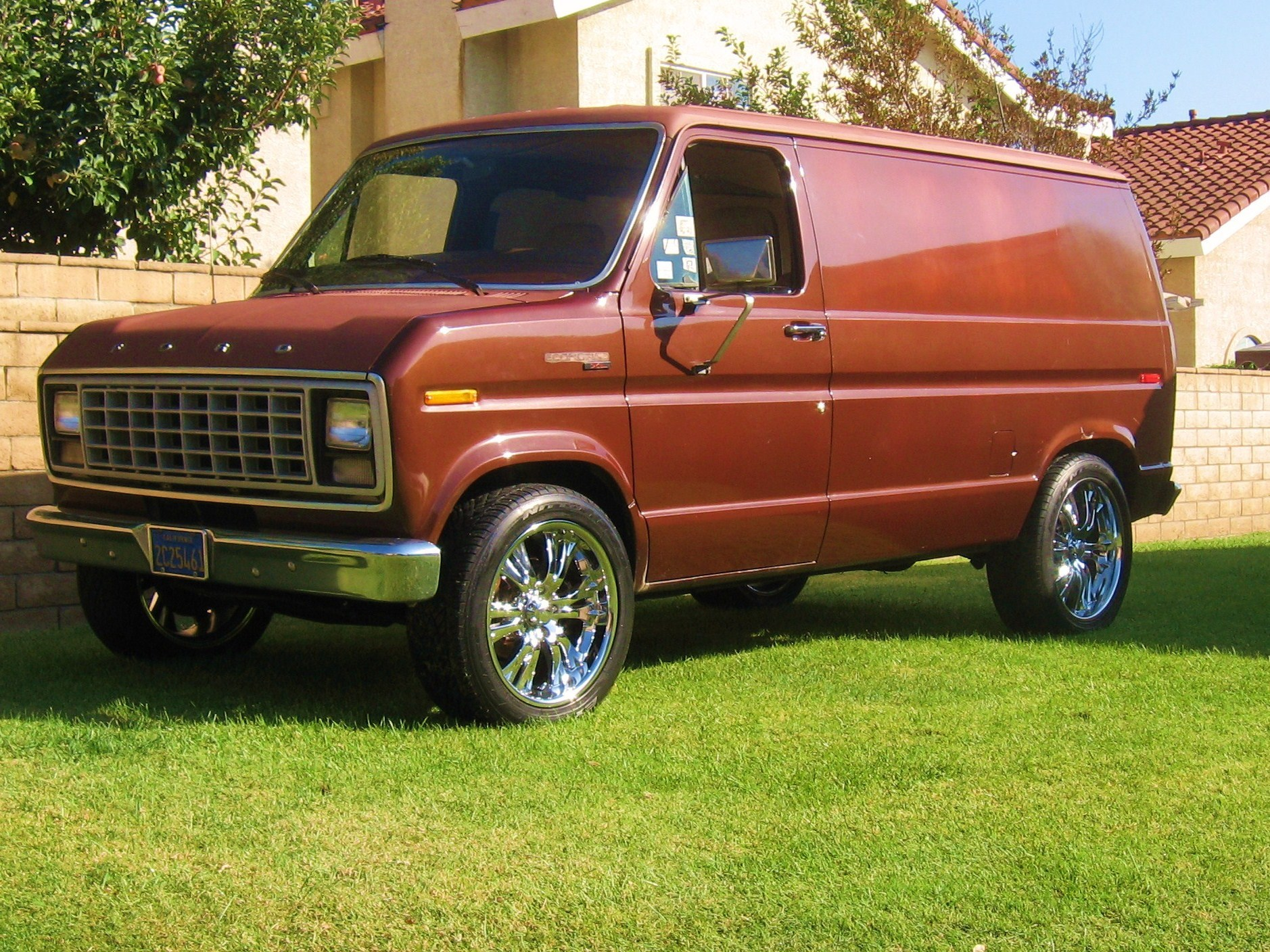 goldcoastvans 1982 ford econoline e150 passenger specs photos modification info at cardomain. Black Bedroom Furniture Sets. Home Design Ideas