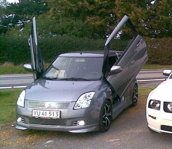 swift tobias 2007 suzuki swift specs photos modification info at cardomain. Black Bedroom Furniture Sets. Home Design Ideas