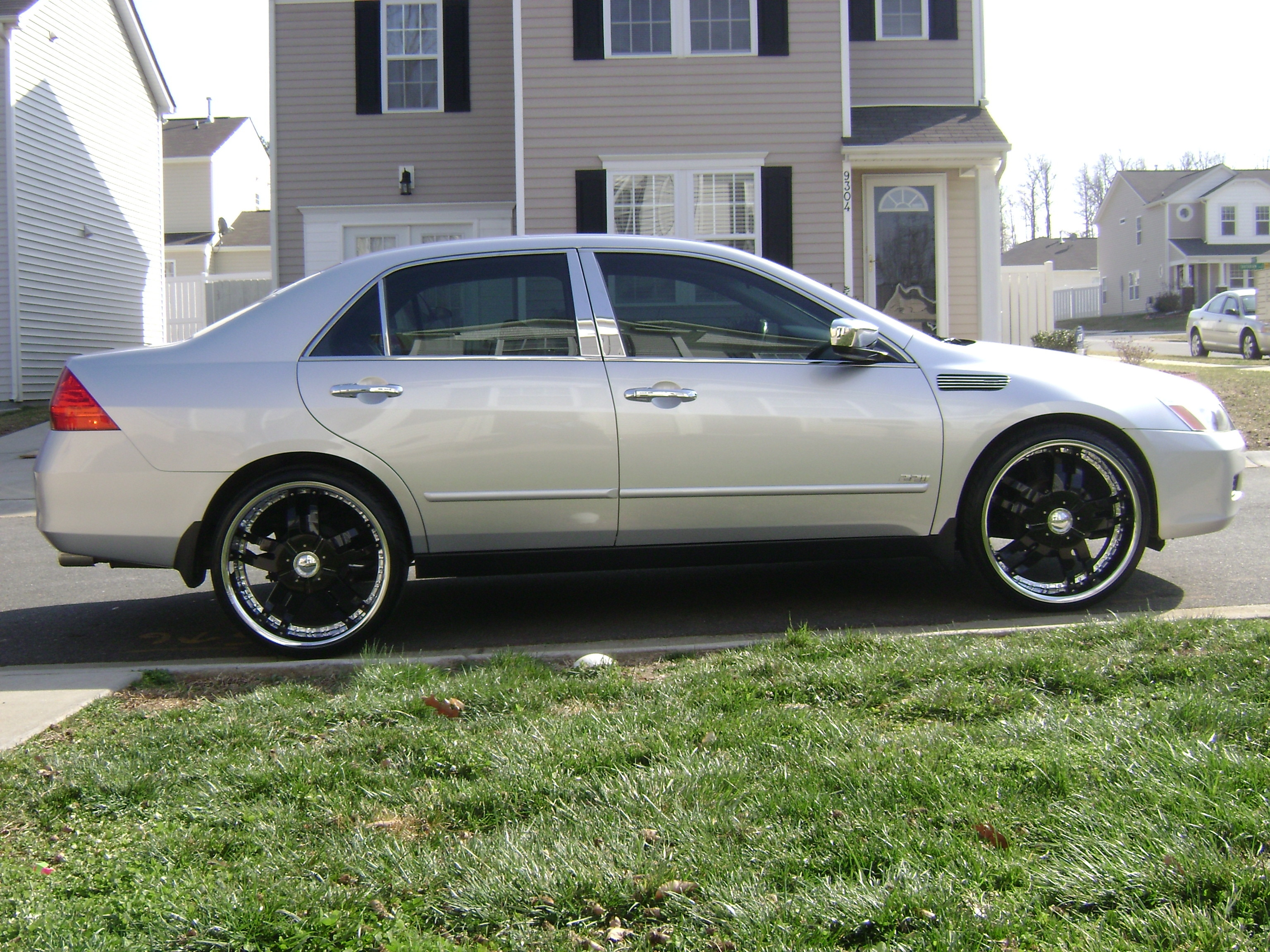 07on22s 2007 Honda Accord Specs Photos Modification Info