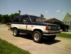I_Can_Has_Cars 1990 Ford Bronco II