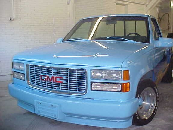 roadsterneon 1992 gmc sierra 1500 regular cab s photo gallery at cardomain cardomain