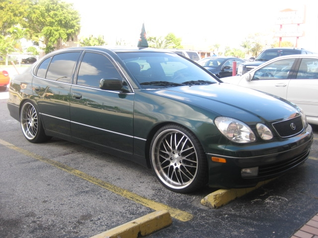 lobster305 1999 Lexus GS