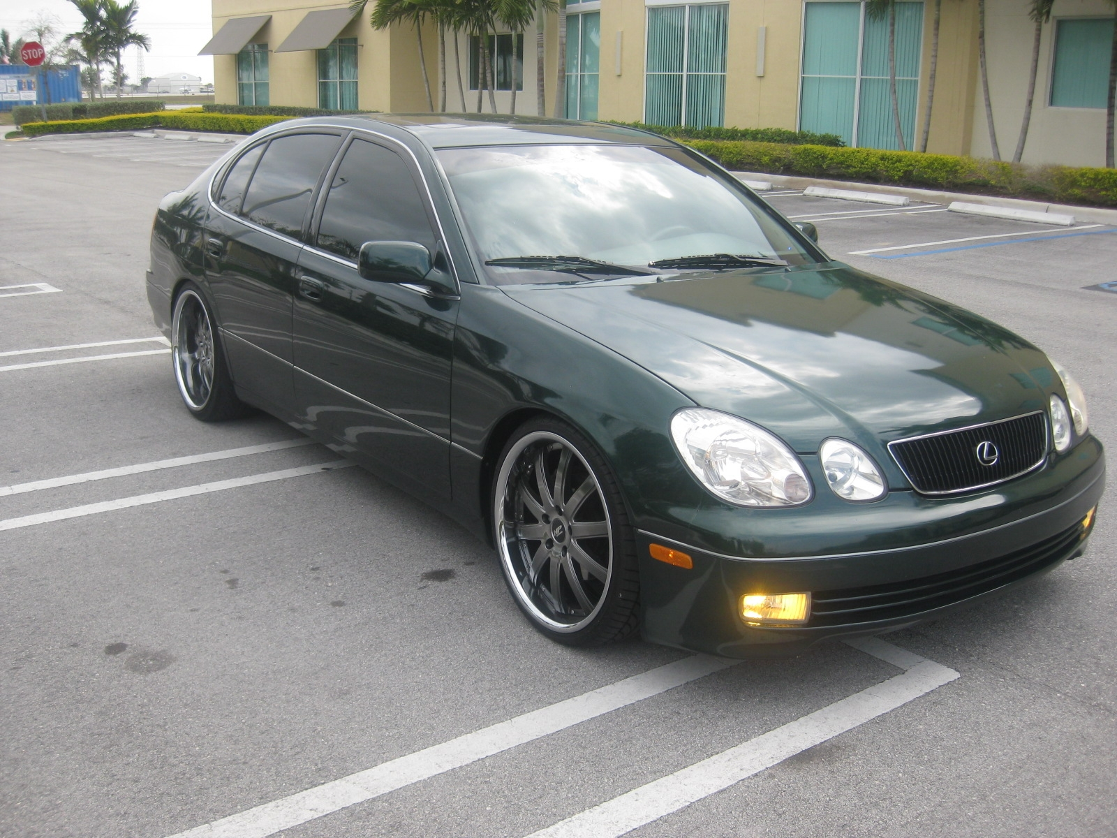 lobster305 1999 Lexus GS 12766830