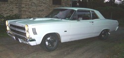 Vicious250s 1966 Mercury Comet