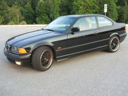 Blac91CRXs 1997 BMW 3 Series