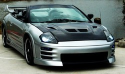 spyderGT281s 2001 Mitsubishi Eclipse