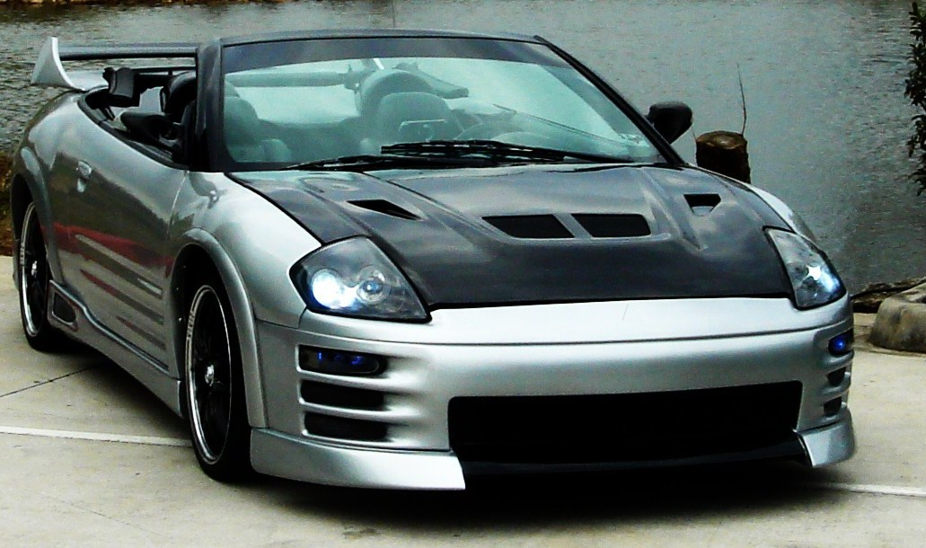 Another spyderGT281 2001 Mitsubishi Eclipse post... - 12763857