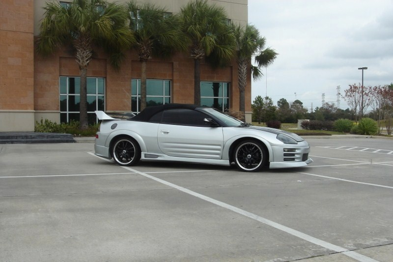 Another spyderGT281 2001 Mitsubishi Eclipse post... - 12763858