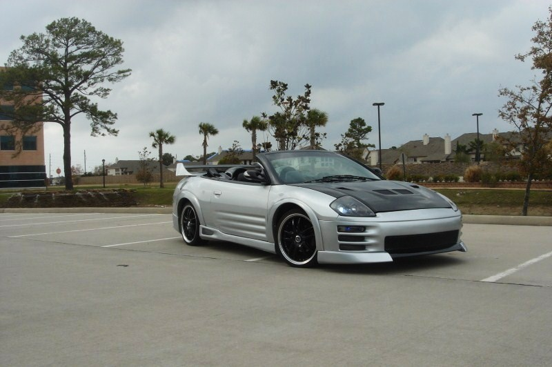 Another spyderGT281 2001 Mitsubishi Eclipse post... - 12763865