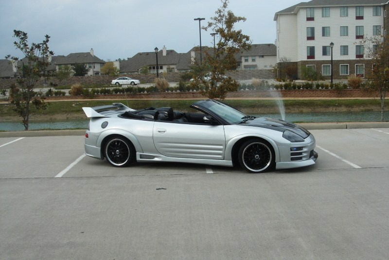 Another spyderGT281 2001 Mitsubishi Eclipse post... - 12763867