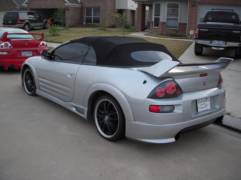 Another spyderGT281 2001 Mitsubishi Eclipse post... - 12763893