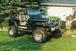 Jjeepin92s 1992 Jeep Wrangler