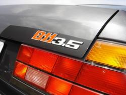 ALPINAMANs 1988 BMW 7 Series