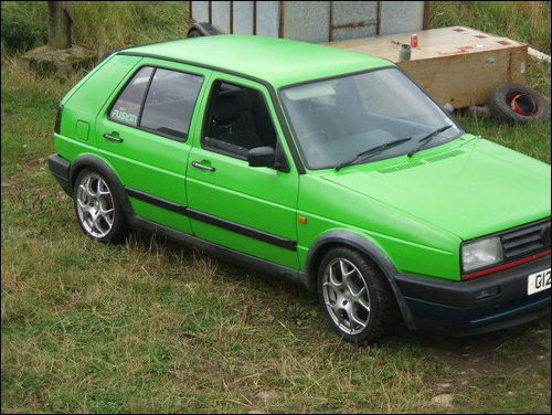 Another clanGTI 1989 Volkswagen Golf post... - 12764393