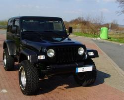 macjeeps 1999 Jeep TJ