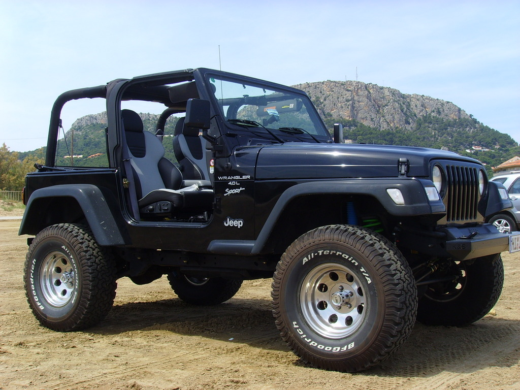 macjeep 1999 Jeep TJ Specs, Photos, Modification Info at
