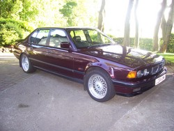 Greylags 1993 BMW 7 Series