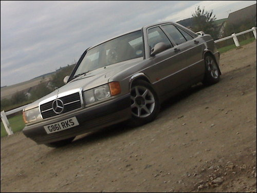 Another clanGTI 1989 Mercedes-Benz 190-Class post... - 12764385