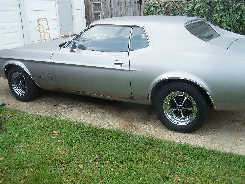 1972MUSTANGGT's 1972 Ford Mustang