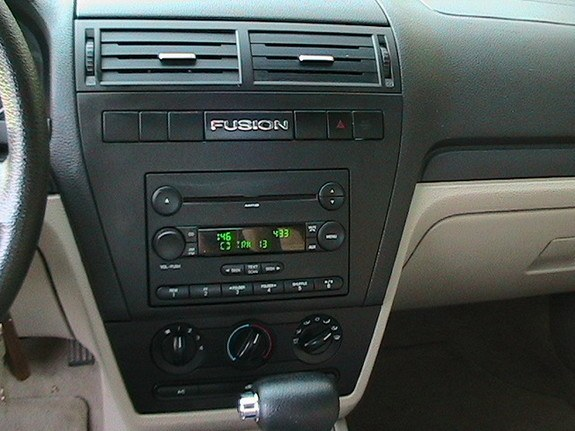 Another Ceace 2006 Ford Fusion post... - 9673318