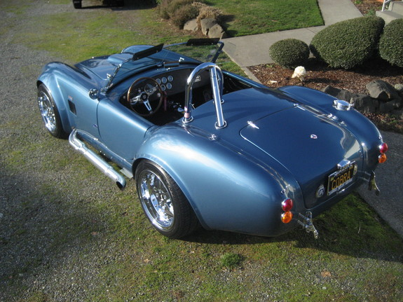 Another kckingcobra 1965 Factory Five 65 Roadster post... - 9516639