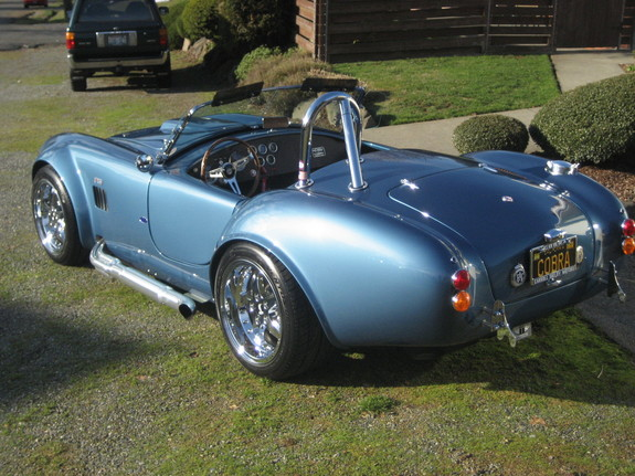 Another kckingcobra 1965 Factory Five 65 Roadster post... - 9516640