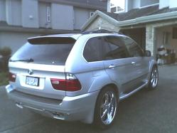 tbalscos 2004 BMW X5