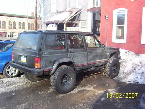 Another 86wagoneer 1995 Jeep Cherokee post... - 9515345