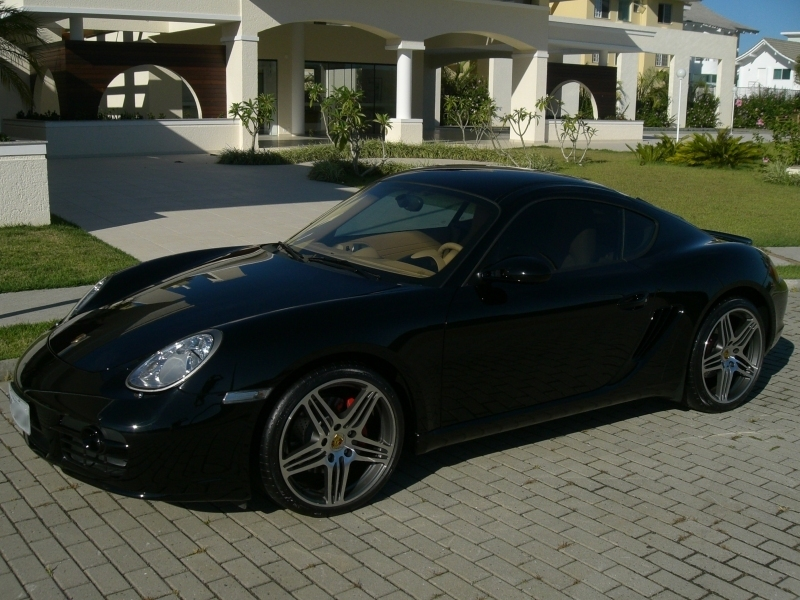 Hoffmann 2008 Porsche Cayman Specs Photos Modification