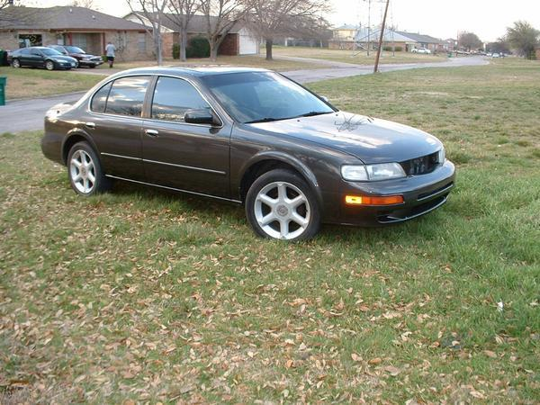 Another melophiliac 1995 Nissan Maxima post... - 12765397