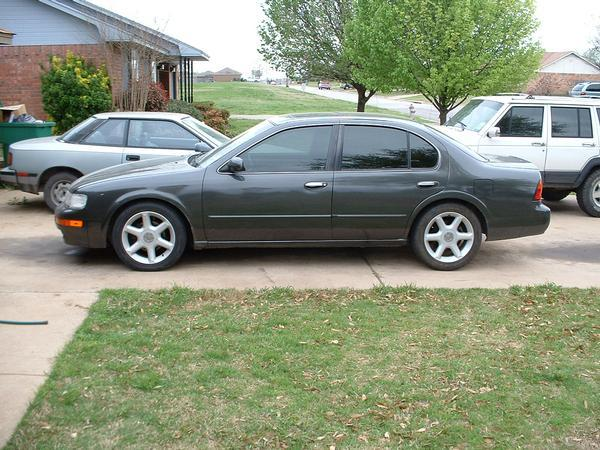 Another melophiliac 1995 Nissan Maxima post... - 12765398