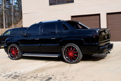 samhamms 2003 Cadillac Escalade