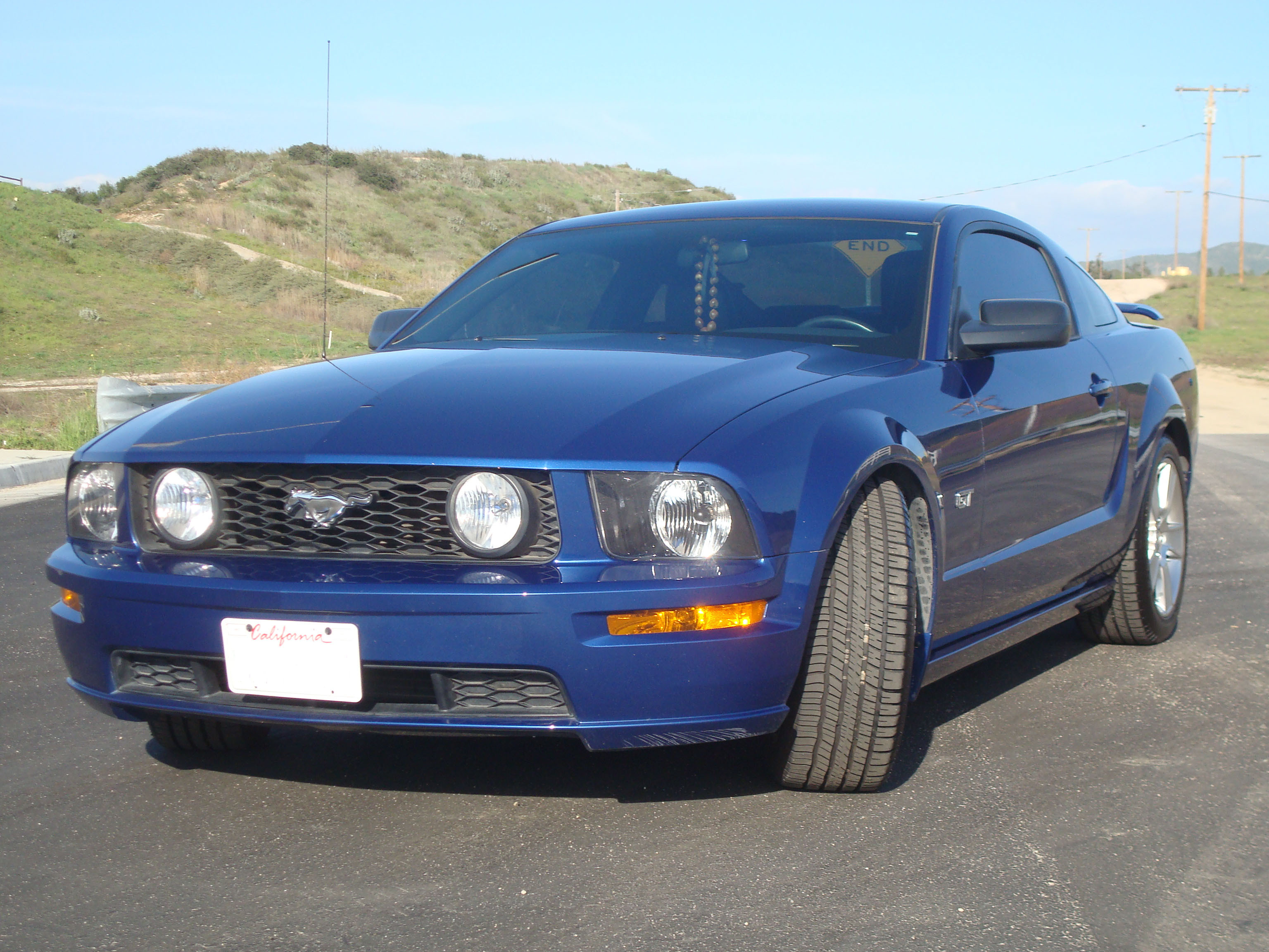 Mikestang06 2006 Ford Mustang