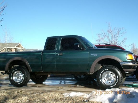 Ford Tonka Truck >> HotshotCorey 1997 Ford Ranger Regular Cab Specs, Photos ...