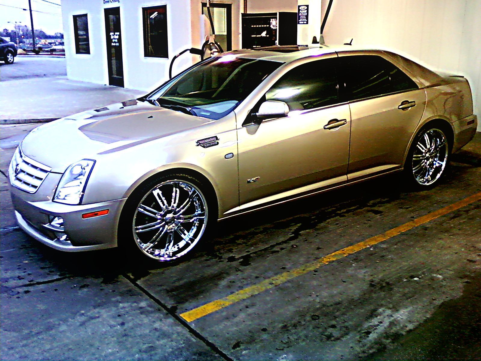 Volkswagen Of Clarksville >> 931snagg 2005 Cadillac STS Specs, Photos, Modification ...