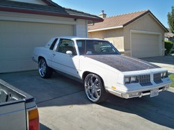 fugisolo 1986 Oldsmobile Cutlass Supreme