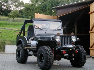 Superswamperq78's 1950 Jeep Willys