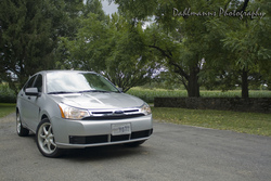 silver08SEsedans 2008 Ford Focus