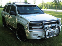 kev02whitenights 2002 Chevrolet TrailBlazer