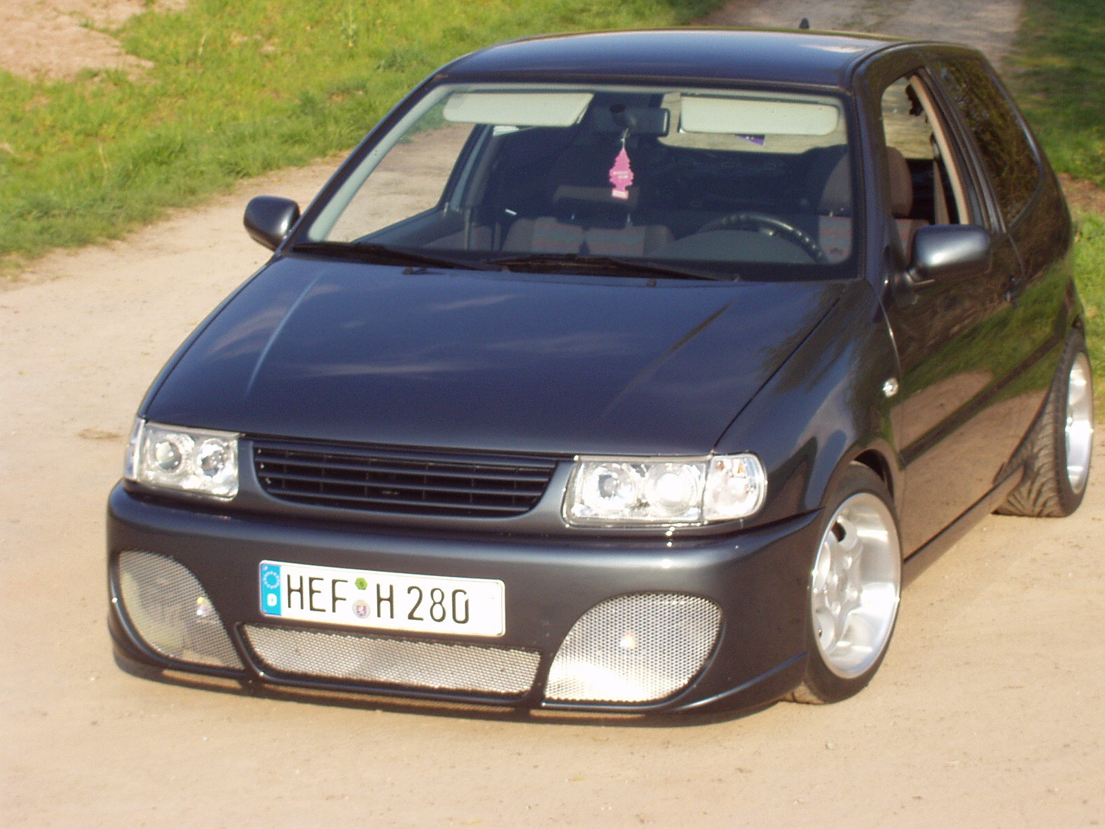 Superswamperq78's 1999 Volkswagen Polo